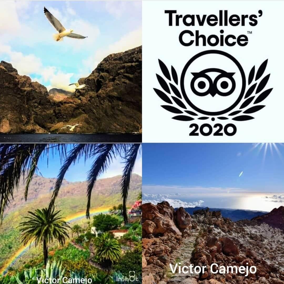Hiking in Tenerife. Wandern Auf Teneriffa Gregorios wanderfamily