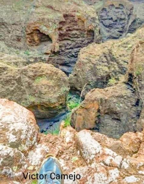 Barranco de Masca, senderimo, descenso, wandern.. Gregorios trekking Tenerife